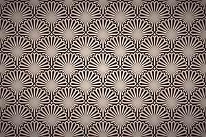 Free shell fan wallpaper patterns