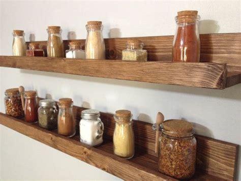 etagere a epice cuisine 1001 idées étagère à épices pimentez la déco de votre