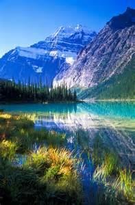 Mount Edith Cavell Alberta Canada