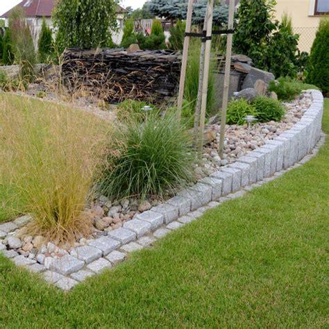 Garten Gestalten Palisaden by Granit Palisaden 20 Ideen F 252 R Sch 246 Ne Gartengestaltung