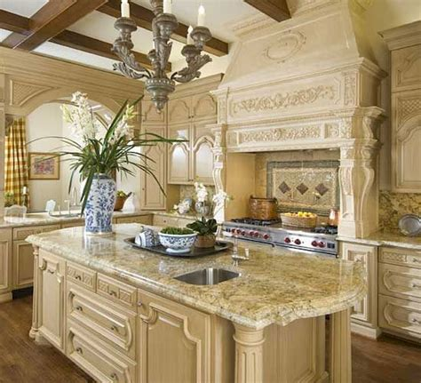 Country Kitchen Island Ideas by Country Style Kitchen Decorating Ideas 61 Great
