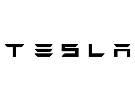 Tesla Logo wallpaper 2018 in Brands & Logos