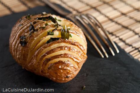 pommes de terre au four 224 la su 233 doise hasselback potatis