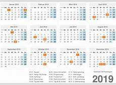 Kalender 2019 1 2019 2018 Calendar Printable with