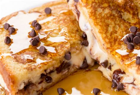 Best Cookie Dough Stuffed French Toast Recipe How Make
