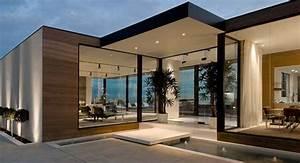 18, Modern, Residence, Exterior, Design, Ideas