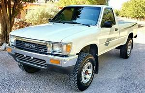 No Reserve   Toyota 4x4 4wd V6 Manual Low Miles    1986