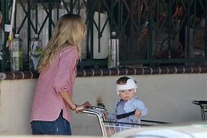 Kimberly Stewart and Delilah Out Together - Zimbio