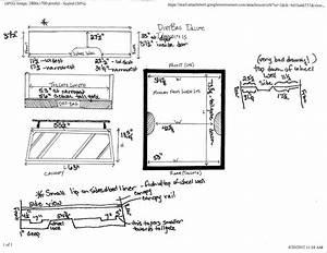 DIY Log Bed Dimensions Plans Free