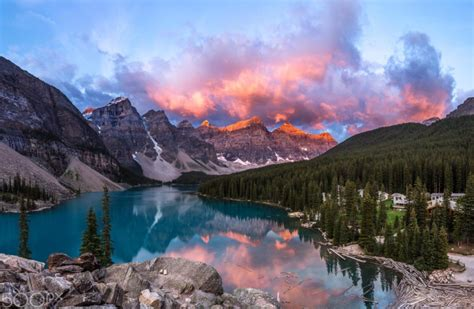 banff national park visit canada march december month california