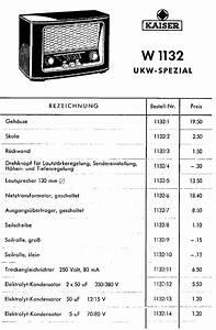 Kaiser W1132 Am