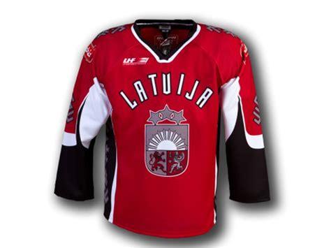 Personalizētais hokeja krekls LV2