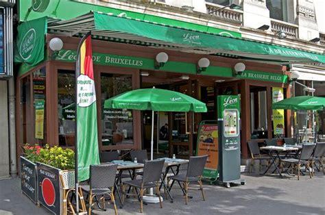 Сеть ресторанов Леон в Париже, Франция