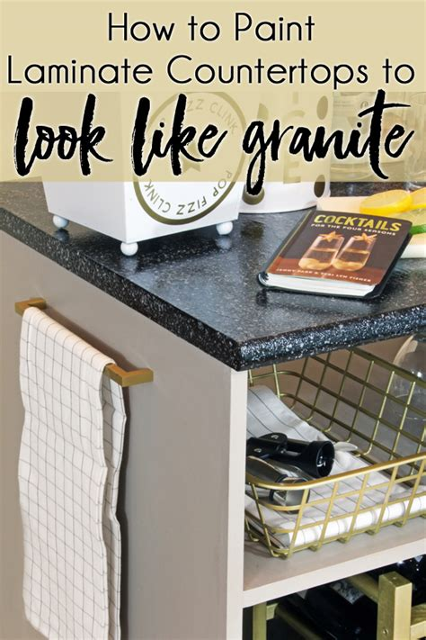 How To Get Rust A Countertop by Update Laminate Countertops With Paint Using Rustoleum