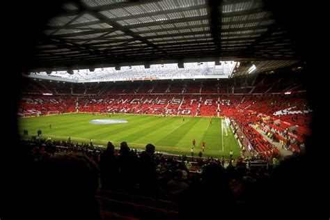 trafford manchester united manchester united