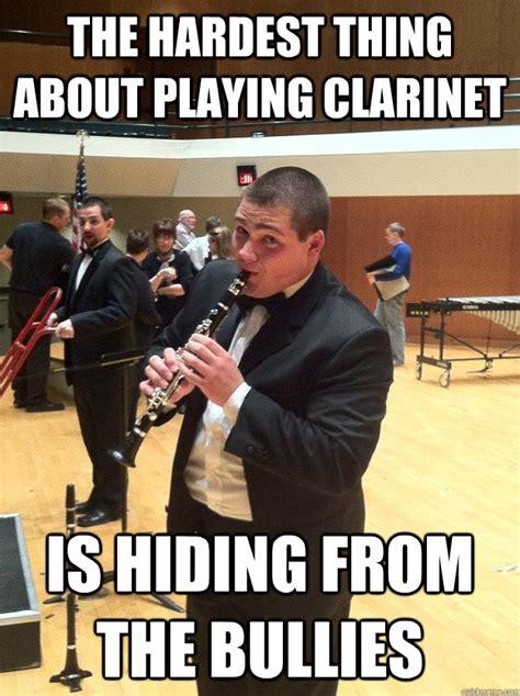 Clarinet Meme - clarinet problems memes quickmeme