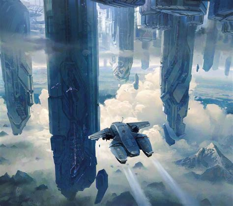 Awakening The Art Of Halo 4 Exclusive Pictures Techstroke