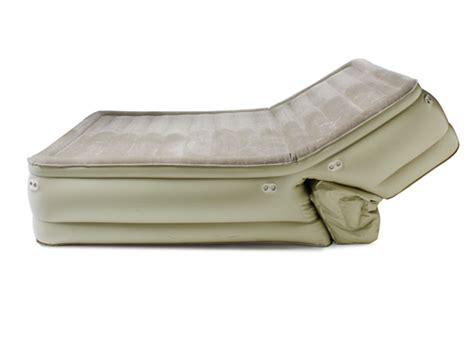 Aerobed 18 With Headboard by Aerobed Inclining Air Mattress