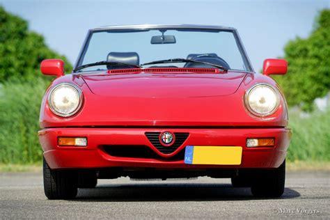 Alfa Romeo Spider 2.0 Type 4, 1992
