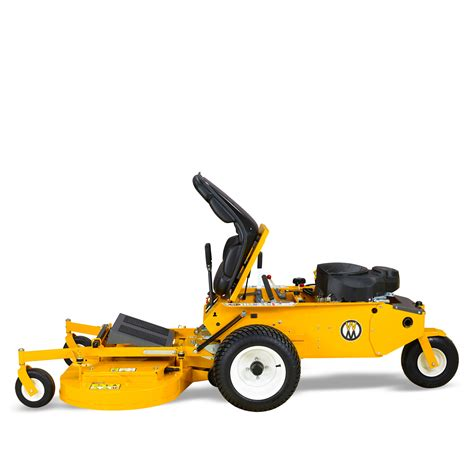 walker mower s48 collecting non s42 mowers
