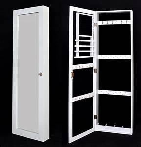 Spiegel An Tür : gro er wand t r schrank spiegel schmuck schrank vitrine ~ Michelbontemps.com Haus und Dekorationen