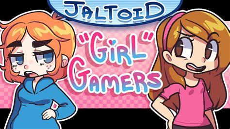 girl gamers sequel jaltoid cartoons youtube