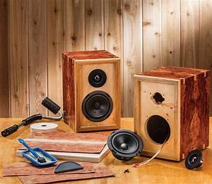 Make Your Own Home Stereo Speakers with Rockler DIY