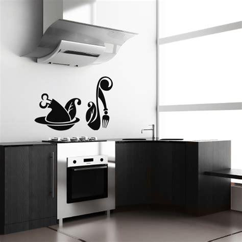 stickers pour la cuisine sticker design repas stickers muraux pour la cuisine