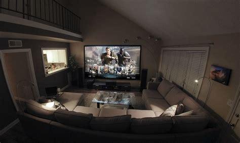 livingroom theaters my home theater living room hybrid hometheater
