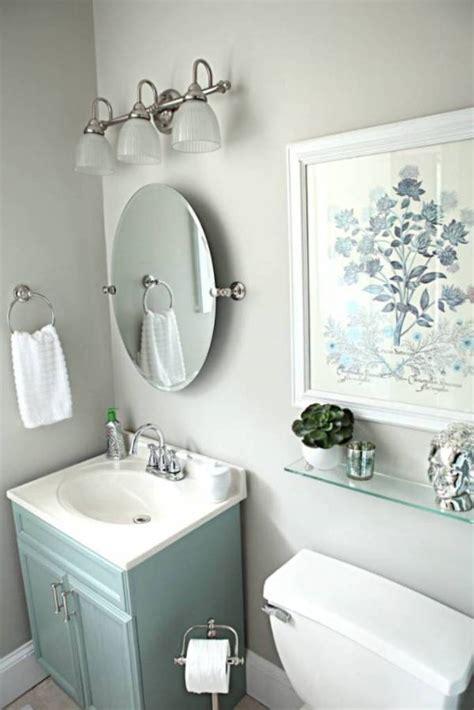 quick  easy bathroom decorating ideas