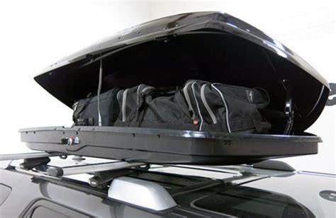 thule  sonic medium cargo box review  cargo box