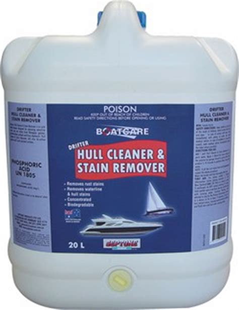Boat Cleaner Stain Remover by Septone Drifter Hull Cleaner Stain Remover