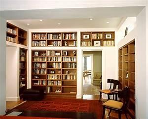 Aménagement Bibliothèque : am nager une biblioth que comment proc der ~ Carolinahurricanesstore.com Idées de Décoration