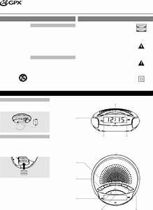 Gpx C222b User Manual