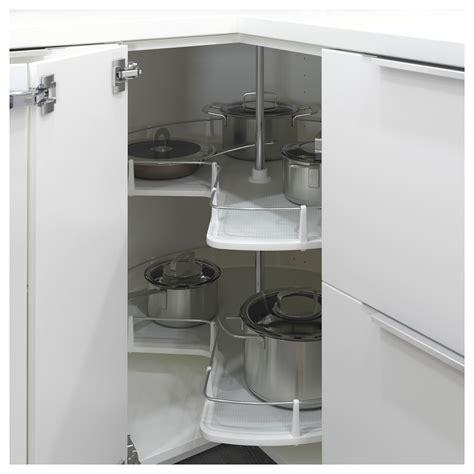 Utrusta Corner Base Cabinet Carousel 88 Cm  Ikea