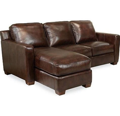 thomasville leather sofa with chaise metro sectional with chaise sofas sectionals