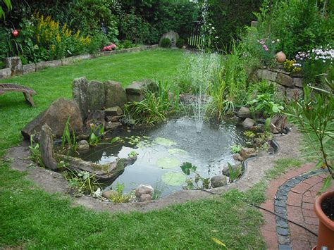 Der Neue Teich  Bilder Und Fotos  Gartenteich Ideen