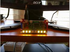 Pi Zero visual appointment reminder The MagPi