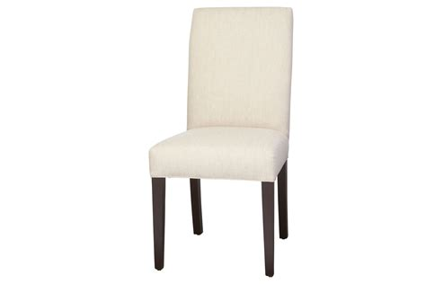 chairs parsons dining modern armchairs with white simple