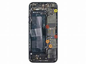 Iphone 5 Logic Board Replacement