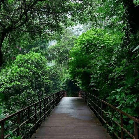 wisata alam  lengkap  maribaya resort bandung barat