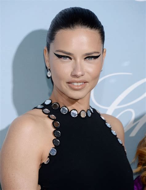 Adriana Lima Hollywood For Science Gala Los Angeles
