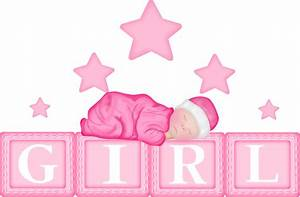 Baby Girl Block Cake Ideas and Designs