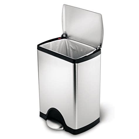 poubelle de cuisine inox poubelle inox cuisine amazon cuisine idées de