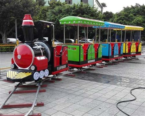 Ride On Train Track
