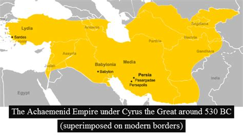 The Great Empire by Cyrus A King