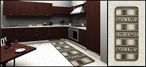Tappeti trendy per la cucina che arredano e in sconto su for Tappeti per cucina