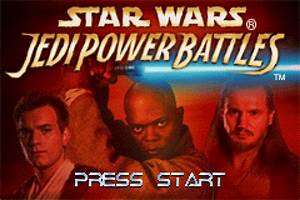 Star Wars - Jedi Power Battles (U)(Eurasia) ROM