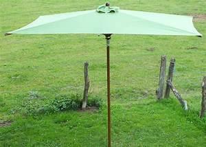 Parasol Inclinable Rectangulaire : parasol bois rectangulaire 3x2m parasol bois ~ Teatrodelosmanantiales.com Idées de Décoration