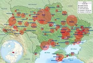 Liste Des Villes Du Nord : ukraine grandes villes carte ~ Medecine-chirurgie-esthetiques.com Avis de Voitures